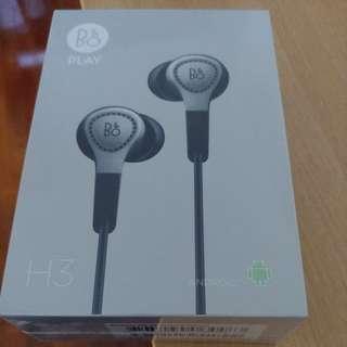 全新 B&O Bang & Olufsen Beoplay H3 bose Shure audio-technic
