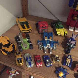 Transformers Clearance