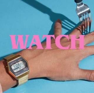 Vintage  CITIZEN  LCD408107 Watch