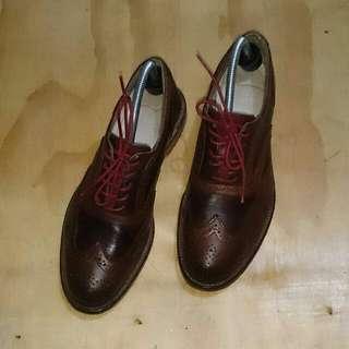 J Shoes Charlie Fab Wingtip Oxford Original