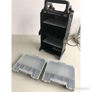 四驅車拉麵箱