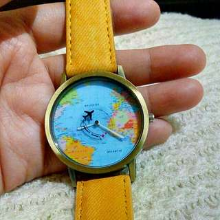 Girl's Watches ~ Opening the World