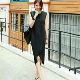 *Repriced* Black Dress