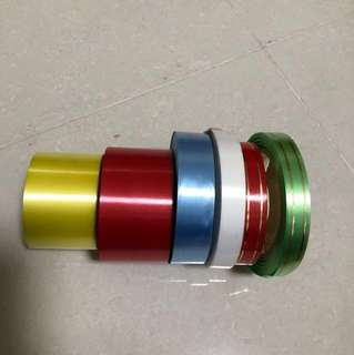 Polypropylene Ribbon / Decorative Ribbon / Fancy Ribbon for All Purpose