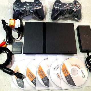 Ps2 slim playstation 2 220v