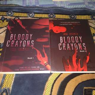 Bloody Crayons 1&2