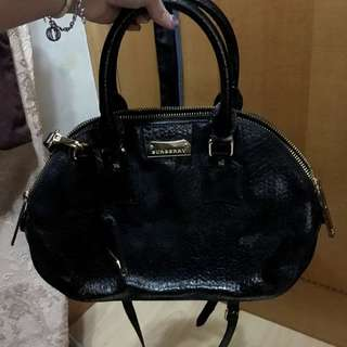 Burberry bag (gift from friend)