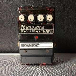 DOD Fx86, Death Metal