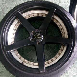 Velg plus ban ring 20'(4pcs)