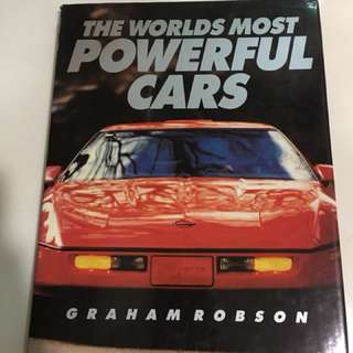 The Wirkd Most Powerful Cars