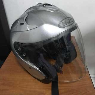 HJC Jet Helmet size L CHEAP!