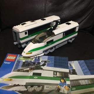 Lego 10157, 10158