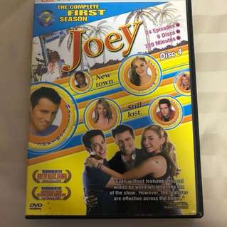 Choose 5 items for $15: Joey Disc 4