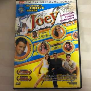 Choose 5 items for $15: Joey Disk 5