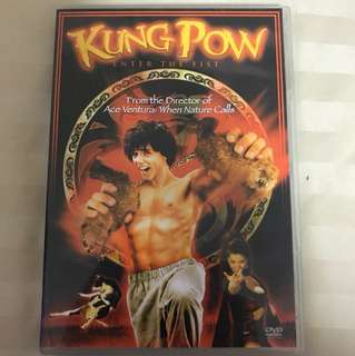 Choose 5 items for $15: Kung Pow