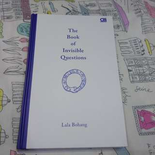The Book of Invisible Questions (Lala Bohang)