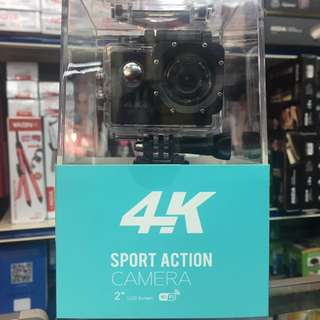4K Ultra Sport Action Cam