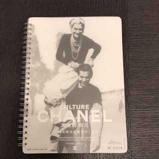 CHANEL limited edition notebook - Culture CHANEL