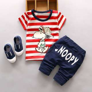 Snoopy Kid Clothes / Toddler