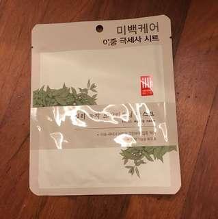 illi hanbang bio total Aging care mask