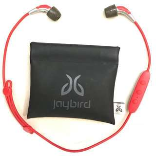 WTS a pair of red colour Jaybird Freedom (price reduced)