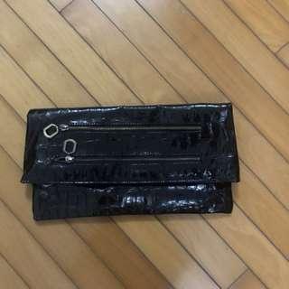 Black party pouch  黑色手提包