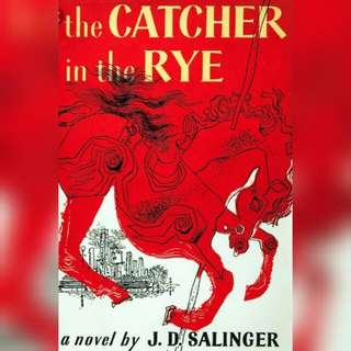 Catcher in The Rye - J.D. Salinger