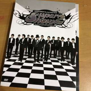 SJ SuperShow2 DVD正版+相片集