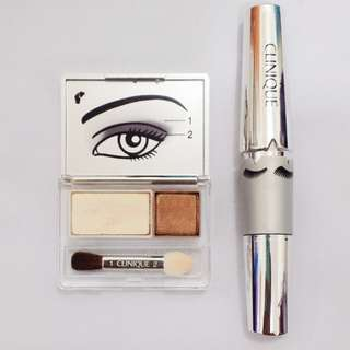 Clinique Bundle: Eyeshadow and Mascara