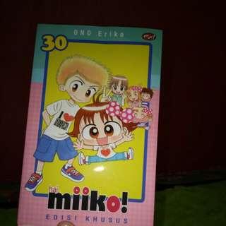Komik hai miko #30