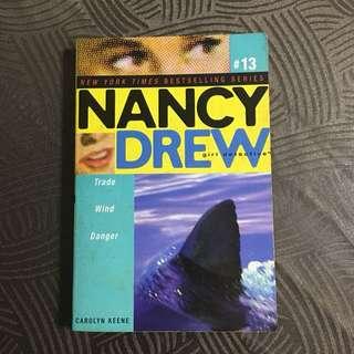 Nancy Drew #13 - Trade Wind Danger