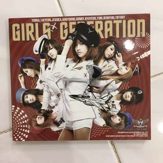 Girls' Generation The 2nd Mini Album