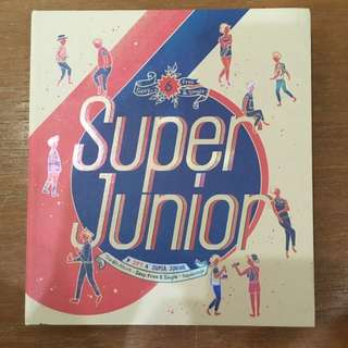 Super Junior - The 6th Album Repackage