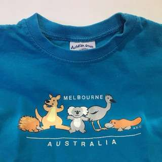 Melbourne T-Shirt for Kids