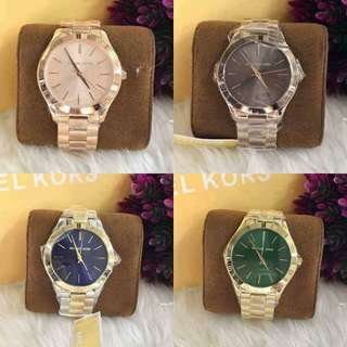 MK Couple Watches