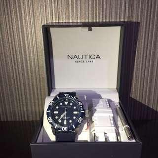 Nautica Watch A11601G Original - NEW