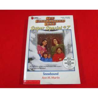 BSC: Snowbound (Super Special #7)