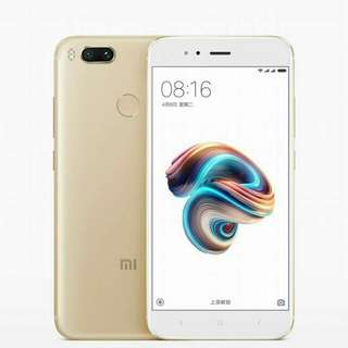 Mi A1 champagne gold Global Version 4+64G