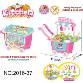 Toy Set Kitchen