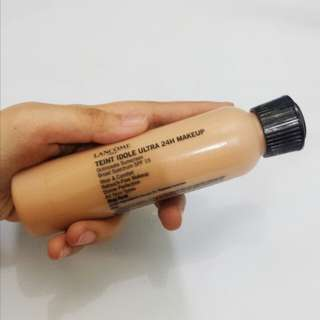 Lancome Teint Idole Ultra 24 hours Foundation with SPF