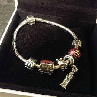 Pandora bracelet 手鍊
