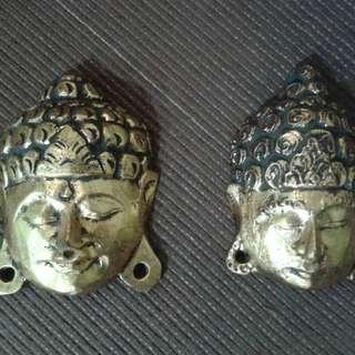 Balinese deco face