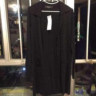 百搭黑色外套