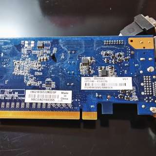 ASUS 華碩 ENG210/DI/512MD2/DP 512M/DDR2/64-bit PCI-E短擋板顯示卡