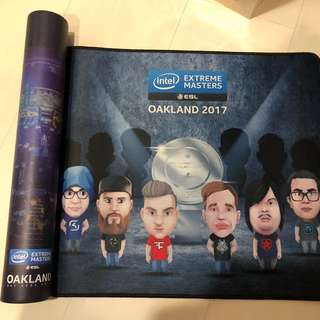Limited edition IEM mousepad