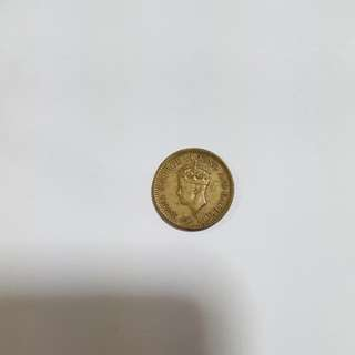 Old Coin 25 Cents