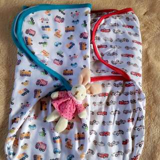 Instant swaddle combo