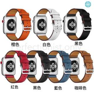 Apple watch 皮錶帶