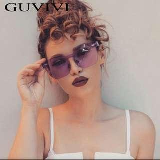 (Pre order)Square shades sunglasses