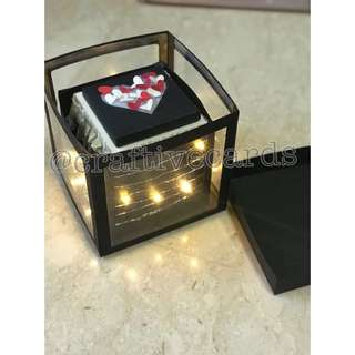 Fairy Light Gift Box